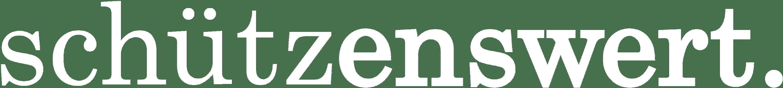 Schützenswert Logo
